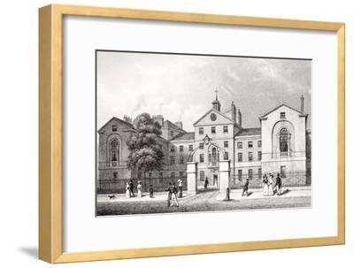 Middlesex Hospital-Thomas Hosmer Shepherd-Framed Giclee Print