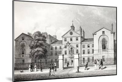 Middlesex Hospital-Thomas Hosmer Shepherd-Mounted Giclee Print