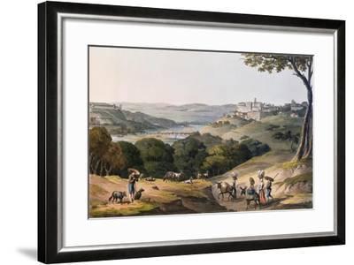 City of Coimbra-Thomas Staunton St. Clair-Framed Giclee Print