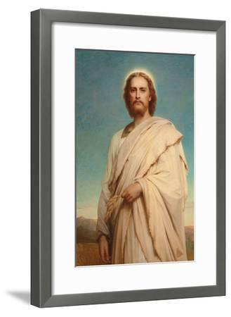 Christ of the Cornfield, 1883-Thomas-Francis Dicksee-Framed Giclee Print