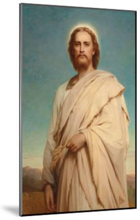 Christ of the Cornfield, 1883-Thomas-Francis Dicksee-Mounted Giclee Print