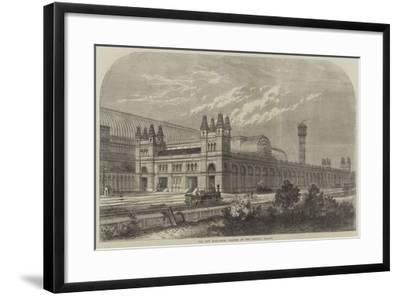 The New High-Level Station at the Crystal Palace-Thomas Sulman-Framed Giclee Print