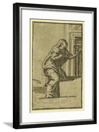 Faith, Between 1500 and 1610-Ugo da Carpi-Framed Giclee Print