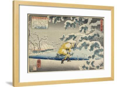 Moso, 1844-1846-Utagawa Kuniyoshi-Framed Giclee Print