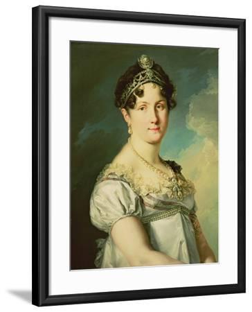 The Duchess of San Carlos-Vicente Lopez y Portana-Framed Giclee Print