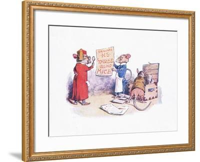 Title Page-Walton Corbould-Framed Giclee Print