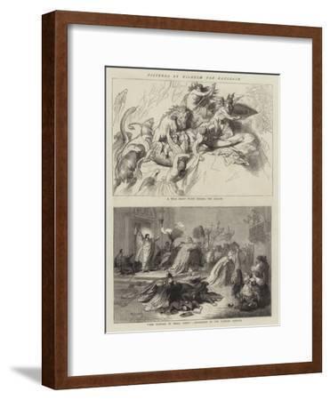 Pictures by Wilhelm Von Kaulbach-Wilhelm Von Kaulbach-Framed Giclee Print