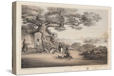 Lew Chew, 1855-Wilhelm Joseph Heine-Stretched Canvas Print