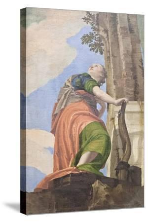 Allegory of Good Governance, 1551-52-Veronese-Stretched Canvas Print