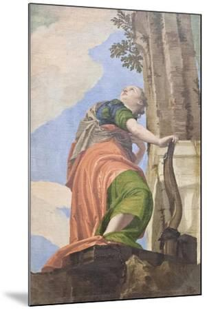 Allegory of Good Governance, 1551-52-Veronese-Mounted Giclee Print