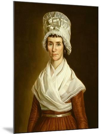 Sarah Mcclean Bolton, 1796-Walter Robertson-Mounted Giclee Print