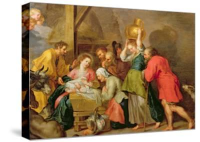 Adoration of the Magi-Veronese-Stretched Canvas Print