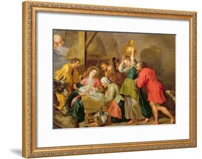 Adoration of the Magi-Veronese-Framed Giclee Print