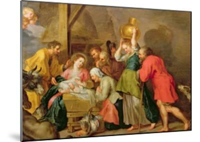 Adoration of the Magi-Veronese-Mounted Giclee Print