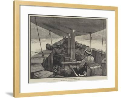 The Military Expedition Up the Nile-William Bazett Murray-Framed Giclee Print
