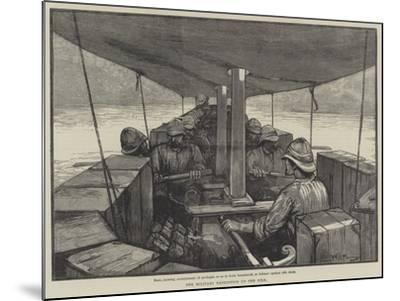The Military Expedition Up the Nile-William Bazett Murray-Mounted Giclee Print