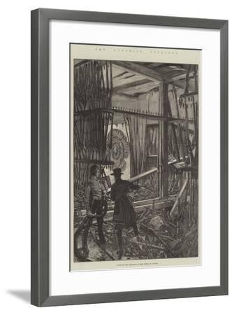The Dynamite Outrages-William Heysham Overend-Framed Giclee Print