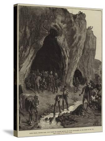 Lundi Khana-William Heysham Overend-Stretched Canvas Print