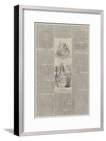 Early Exhibiting Societies, Establishment of the Royal Academy-William Hogarth-Framed Giclee Print