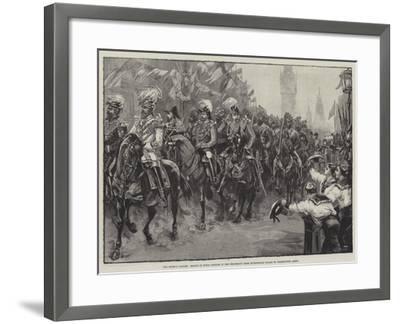 The Queen's Jubilee-William Heysham Overend-Framed Giclee Print