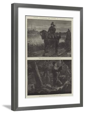 George Stephenson, the Father of Railways-William Heysham Overend-Framed Giclee Print