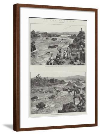 The Nile Expedition-William Heysham Overend-Framed Giclee Print