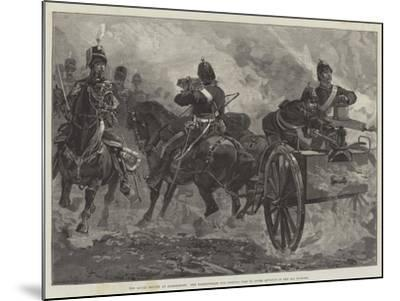 The Royal Review at Aldershott-William Heysham Overend-Mounted Giclee Print