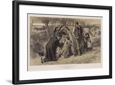 The Good Samaritan-William Small-Framed Giclee Print