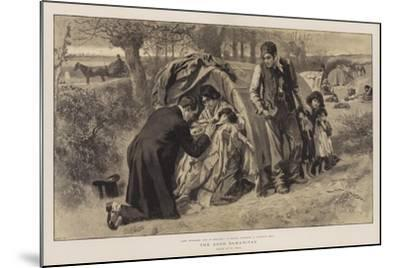 The Good Samaritan-William Small-Mounted Giclee Print