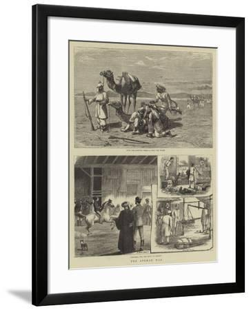 The Afghan War-William Ralston-Framed Giclee Print