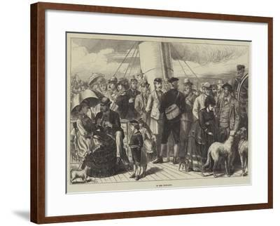 In the Highlands-William Ralston-Framed Giclee Print