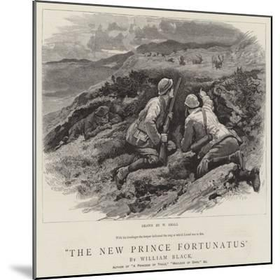 The New Prince Fortunatus-William Small-Mounted Giclee Print
