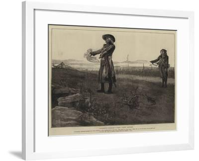 Ninety-Three, the Last Offer-William Small-Framed Giclee Print