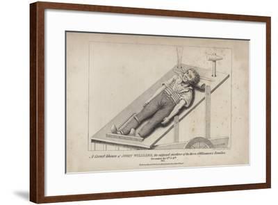 A Correct Likeness of John Williams--Framed Giclee Print