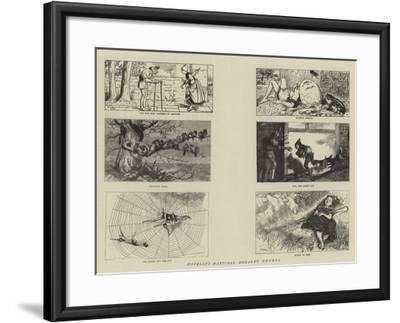 Novello's National Nursery Rhymes-William Small-Framed Giclee Print