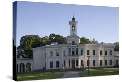 Astravas Palace (19th Century)--Stretched Canvas Print