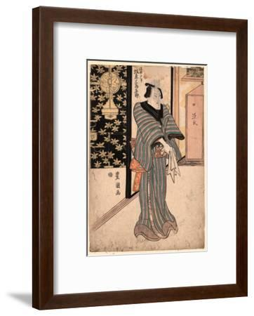 Bando--Framed Giclee Print