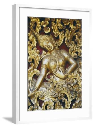 Apsara--Framed Giclee Print