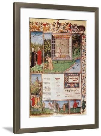Avicenna (980-1037)--Framed Giclee Print