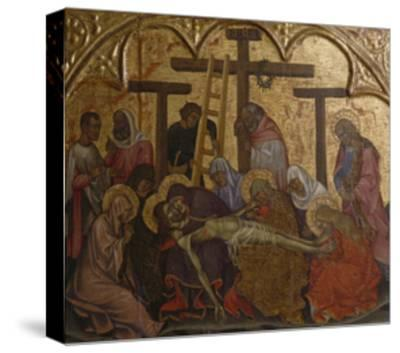 Deposition of Christ--Stretched Canvas Print