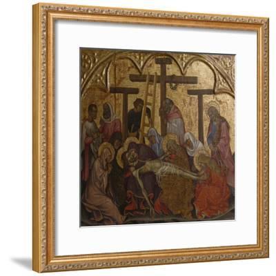 Deposition of Christ--Framed Giclee Print