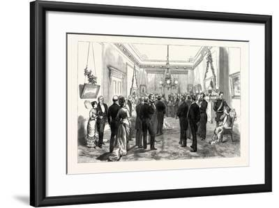 District of Columbia--Framed Giclee Print