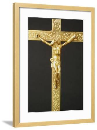 Crucifix--Framed Giclee Print