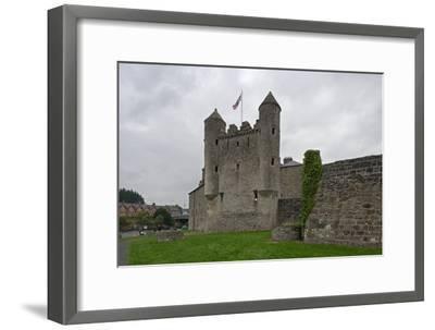 Fifteenth-Century Castle--Framed Photographic Print