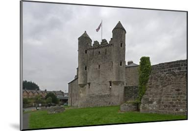 Fifteenth-Century Castle--Mounted Photographic Print