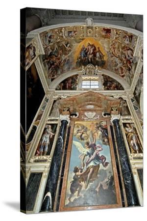 Frescoes (1629) by Tanzio Da Varallo (Born 1575-1580--Stretched Canvas Print
