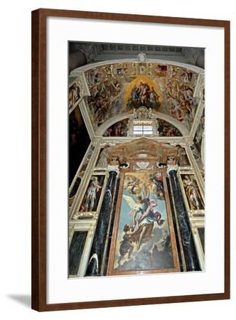 Frescoes (1629) by Tanzio Da Varallo (Born 1575-1580--Framed Photographic Print