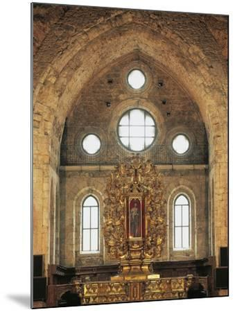High Altar (1740) in San Giovanni in Fiore Abbey--Mounted Photographic Print