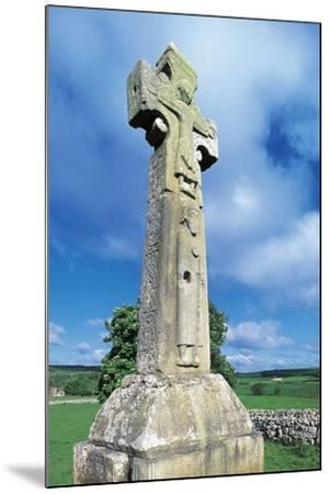 High Cross known as St Tola's Cross--Mounted Photographic Print