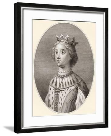 Isabella Stewart--Framed Giclee Print